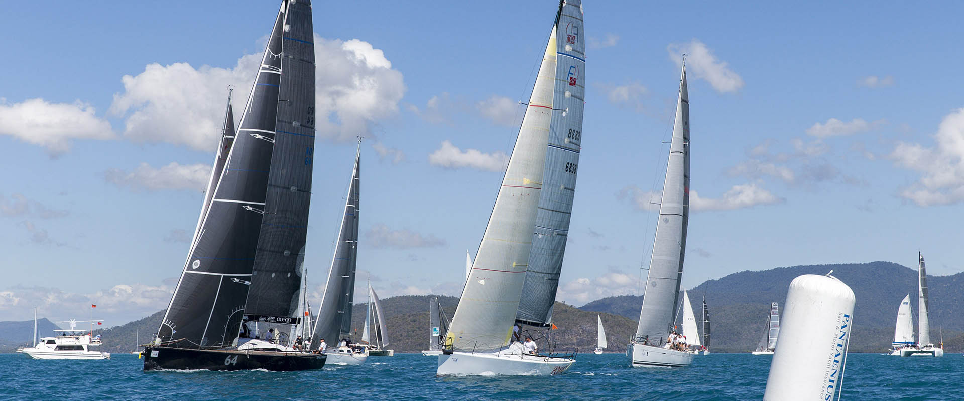 Entries To The Race Week | Airle Beach Race Week
