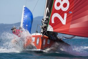 Airlie Beach Race Week 2018, Photo by Andrea Francolini