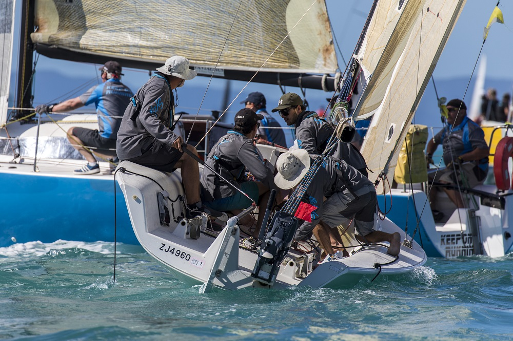 Crews had to stay on their toes - Photo: Andrea Francolini