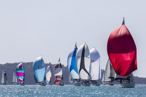Picture perfect sailing at Airlie Beach Race Week - Photo: Andrea Francolini