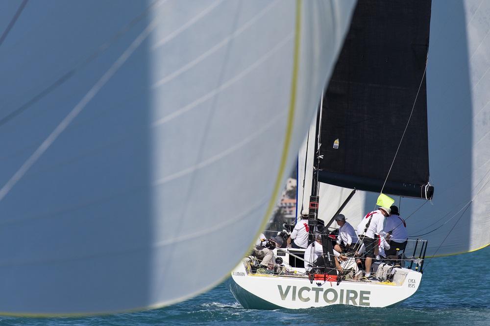 Sailing with Victoria - Photo: Andrea Francolini