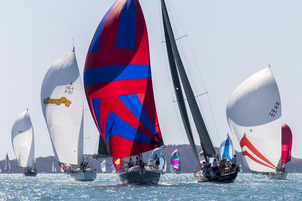Sailing Airlie Beach Race Week - Photo: Andrea Francolini