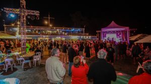 Live music, Airlie Beach Race Week, Whitsunday Sailing Club
