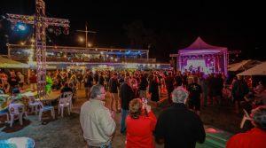 Live music, Airlie Beach Race Week, Whitsunday Sailing Club