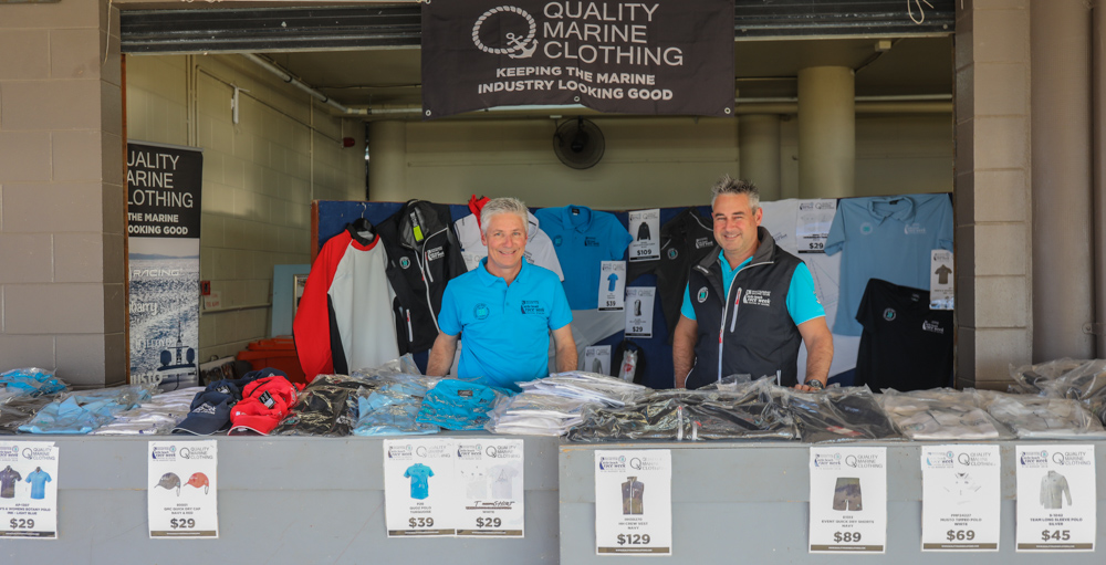 Official Airlie Beach Race Week merchandise is available through Quality Marine Clothing - Photo: Andrew Pattinson