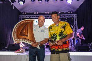 Airlie Beach Race Week trophies