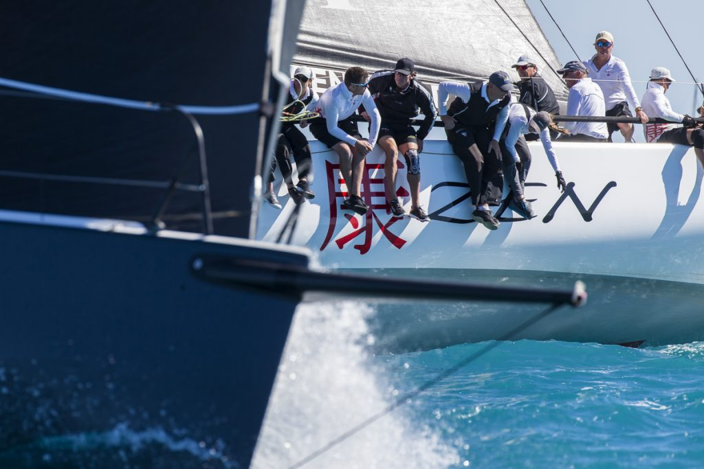 ZEN racing at Airlie Beach Race Week - Photo: Andrea Francolini