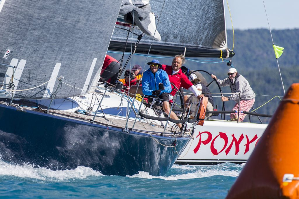 Racing at Airlie Beach Race Week - Photo: Andrea Francolini