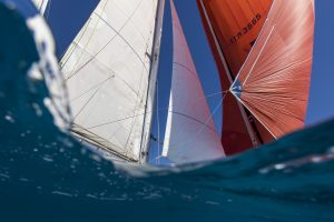 Eve, sailing at Airlie Beach Race Week - Photo: Andrea Francolini