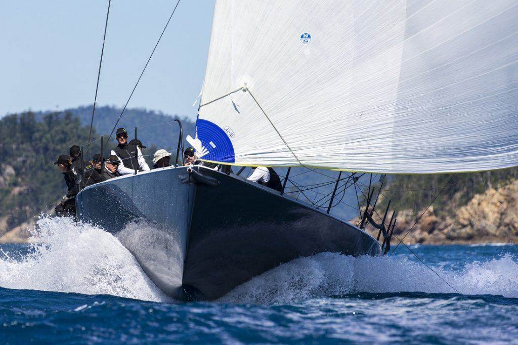 Hooligan means business at Airlie Beach Race Week - Photo: Andrea Francolini