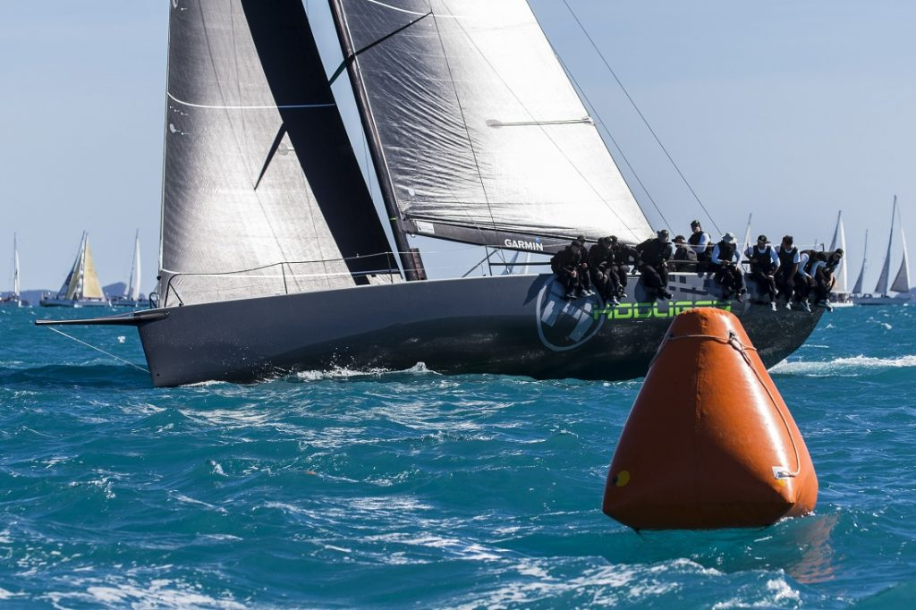 Hooligan won the final race to take IRC Passage - Photo: Andrea Francolini
