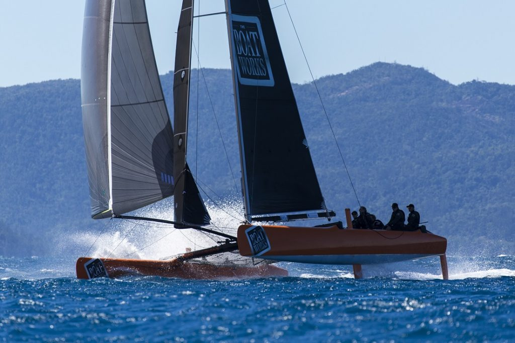 The Boat Works finished second best of the Extremes - Photo: Andrea Francolini