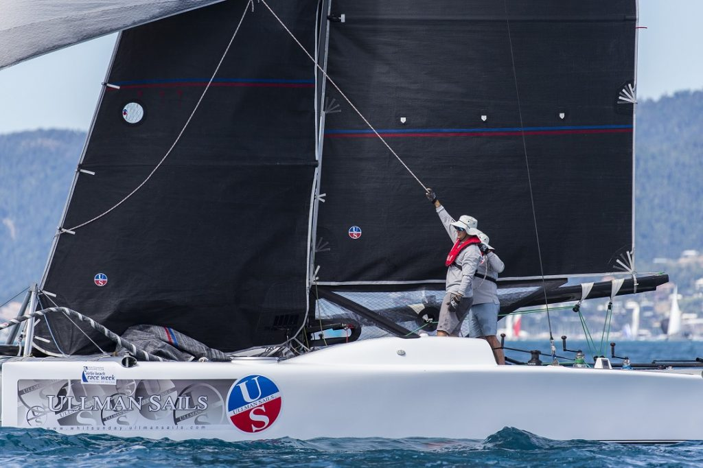 Ullman Sails at Airlie Beach Race Week 2019, Day 2 - Photo: Andrea Francolini