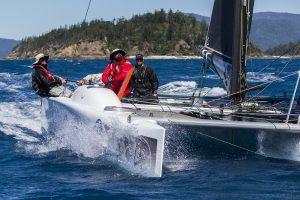 Ullman Sails won Division 1 of the Australian Multihull Championships - Photo: Andrea Francolini